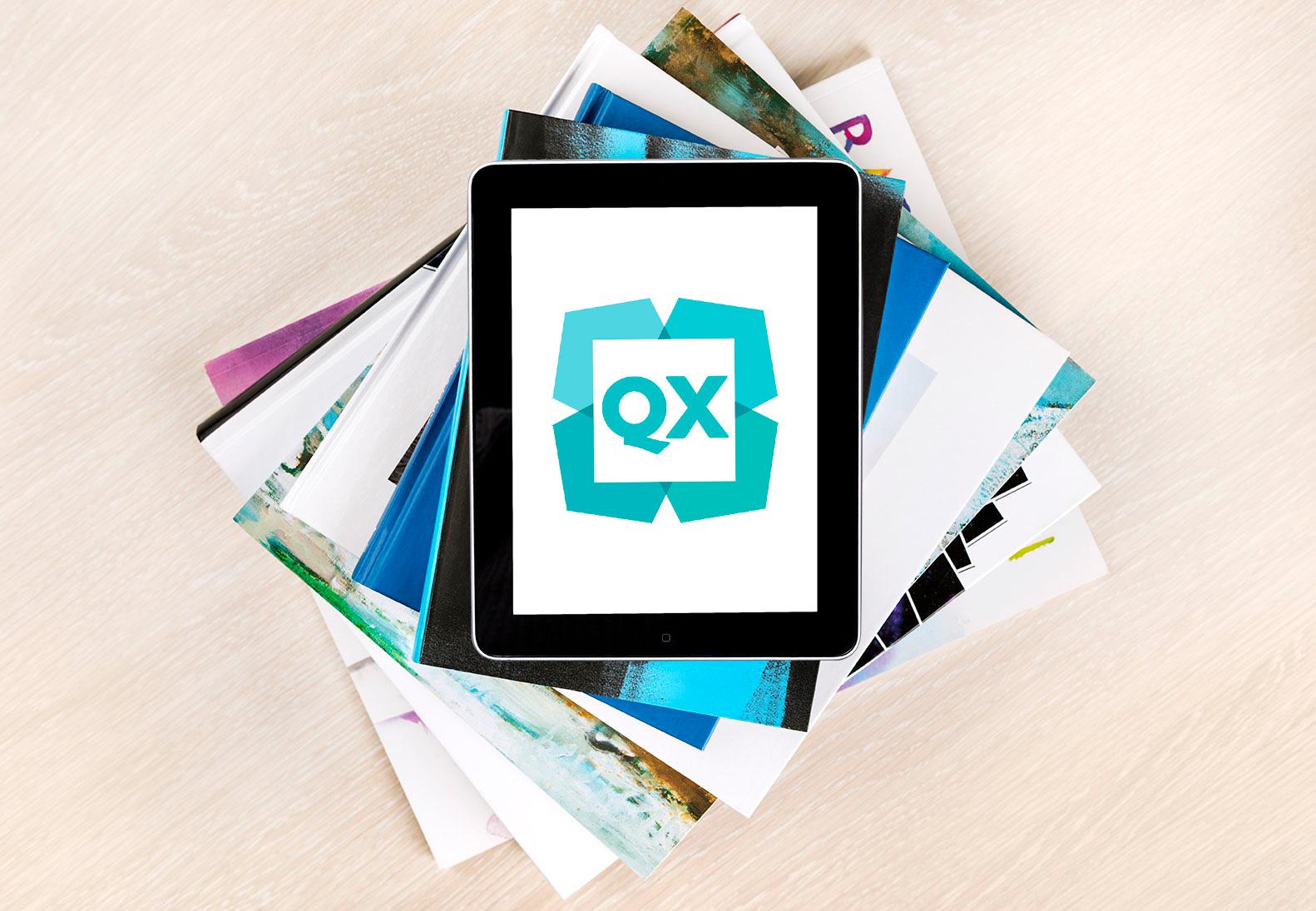 Des apps iOS illimitées avec Quark XPress 2017 !