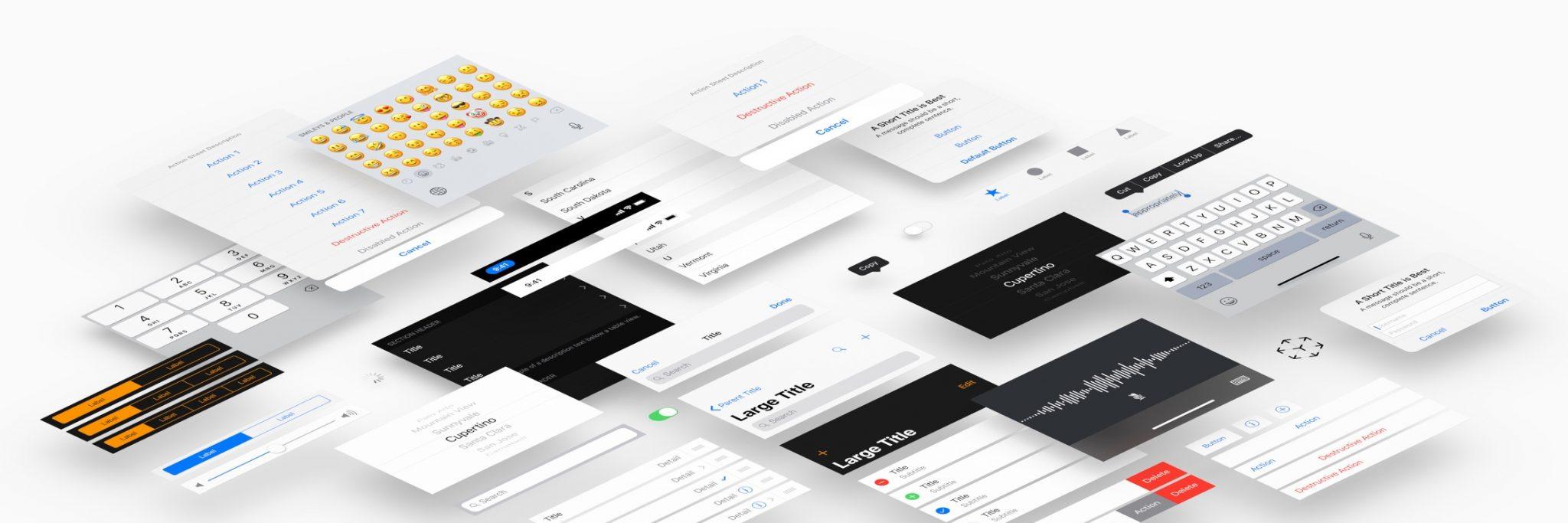 De nouvelles ressources graphiques iOS et watchOS sur le site Apple Developer