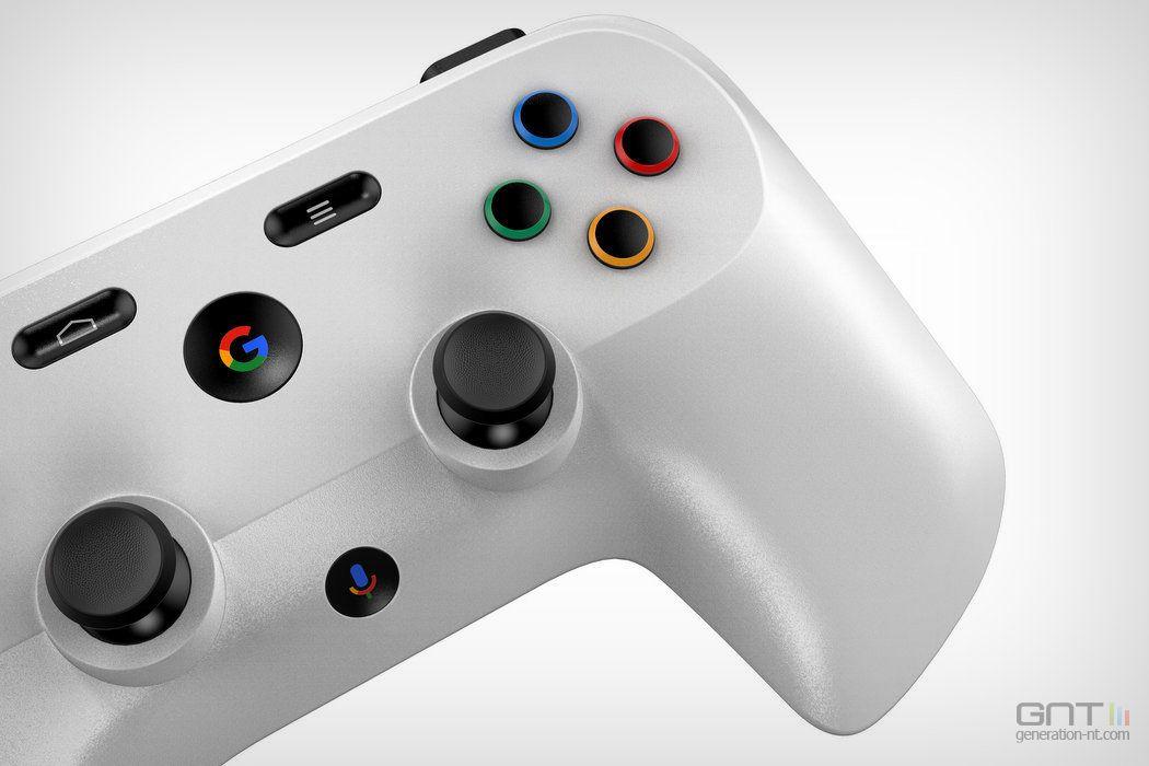 Google va annoncer sa console de jeu (M.A.J)