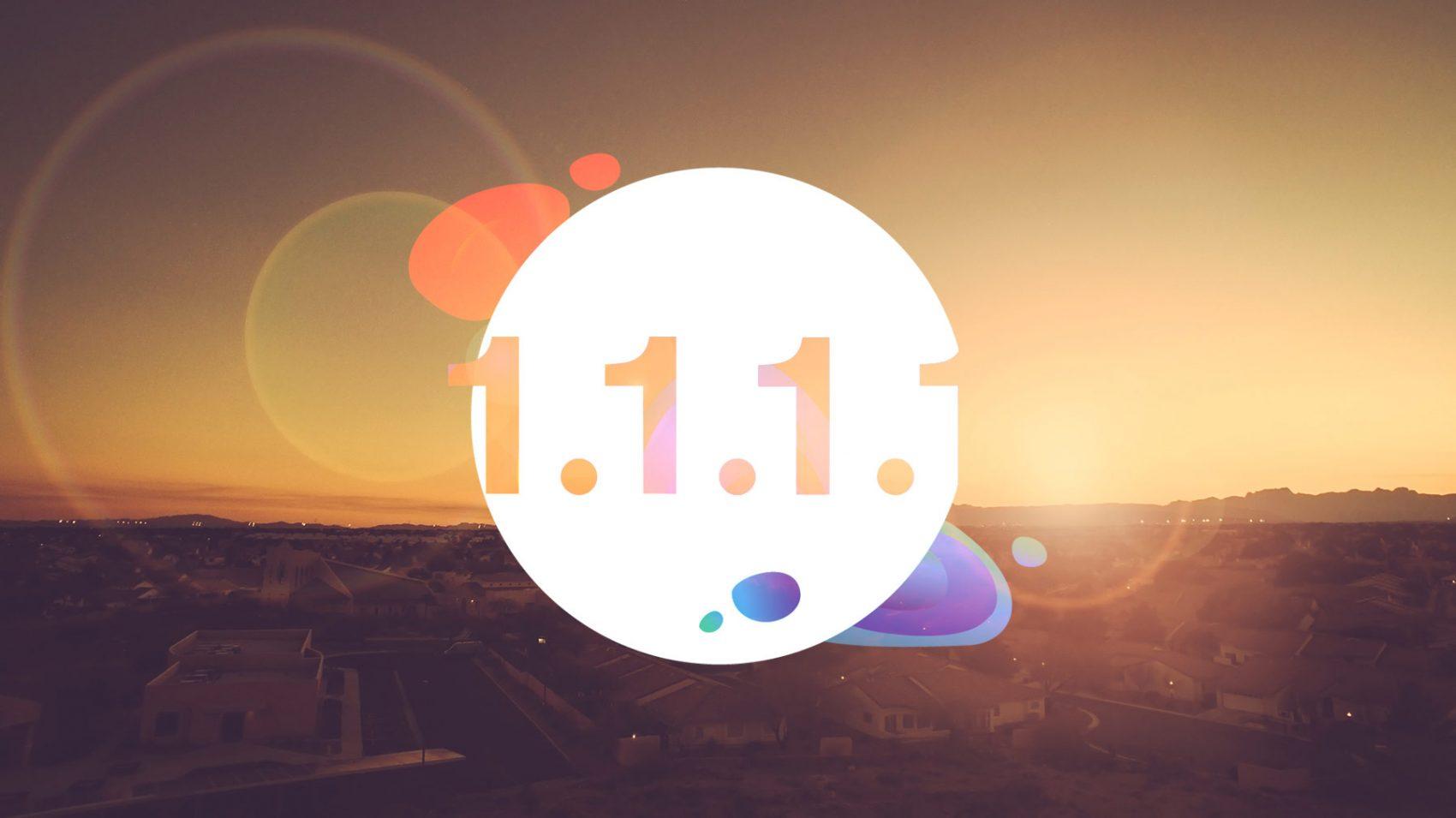 Un Internet plus rapide et plus privé avec 1.1.1.1